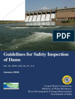 Guidelines for Safety Inspection of Dams 2018