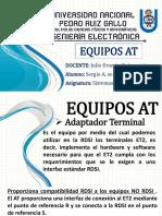 Equipos de Adaptador Terminal (at)
