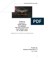 User Guide Fly Elise Immersive Player