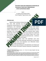 PENAWARAN PEMBAYARAN TUNAI DAN KONSIGNASI DI PENGADILAN.pdf