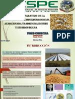 Estudio Comparativo de La Presencia de Micotoxinas en Soja Almacenada Tradicionalmente y en Silos Bolsa