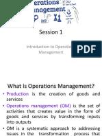 Organisation Management