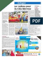 Navigation sur radeau pour les enfants du Cléa Mermoz (03/08/18)