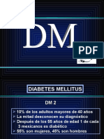2. Diabetes Mellitus. Diagnostico