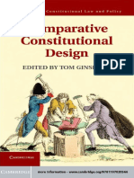 Ginsburg - Comparative Constitutional_Design.pdf