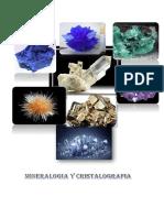 Mineralogia y Cristalografia