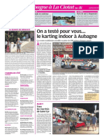 On a testé pour vous... le karting indoor à Aubagne (18/08/18)