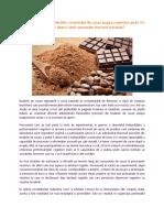 Studiu de Ultimă Oră Efectele Consumului de Cacao Asupra Creierului Uman. Ce Se Petrece Atunci Când Consumăm Frecvent Ciocolată