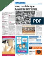Procéram, une fabrique signée Jacques Bourdillon (31/08/18)