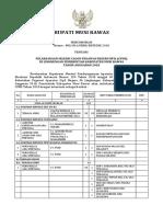 Pengumuman Pelaksanaan Seleksi Cpns Kabupaten Musi Rawas 2018