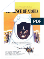 Poster - Lawrence of Arabia