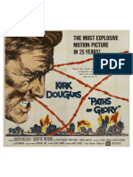 Poster - Paths of Glory