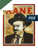 Poster - Citizen Kane