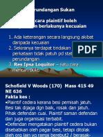 TP30103 Perundangan Sukan