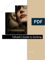 Ganking Guide for Eve Online