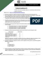 Pa 1 Estructura de Datos