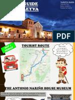 Tourist Guide Villa de Leyva- UNIDAD 2 DAYANNA SARMIENTO.pptx