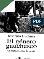 El Genero Gauchesco_Un Tratado Sobre La Patria
