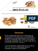 Biomol. Carbohidratos y Lípidos