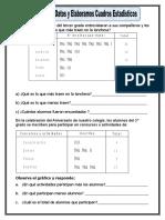 Imprimir Organizacion de Datos
