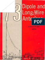 Dipole And Long-wire Antennas