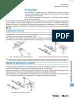 manual de lubricacion