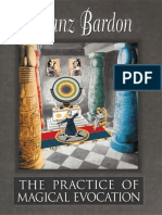 The Practice of Magical Evocation - Franz Bardon