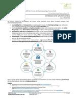 Info-Notiz DS BSDG (1) Grundsätze