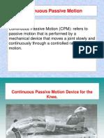 107553_Continuous Passive Motion