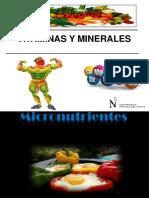 Vitaminas y Minerales(1)