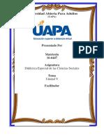 Tarea 5 Didactica Ciencias Sociales Pmg