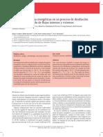 Estudio de Ventajas Energeticas en Un Proceso de Destilaciòn Reactiva Por Mètodo de Flujos Internos y Externos