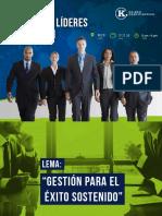 3erencuentro Auditores-lideres Brochure