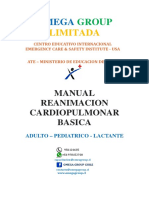 Manual Rcp Bls - Omega Group