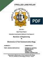 Project Report Rakesh