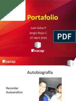 Disertacion Portafolio