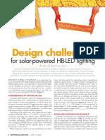 25368-Design Challenges for Solar Powered HB LED Lighting PDF