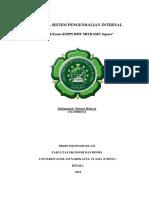 Praktik Sistem Pengendalian Internal