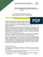PROFNIT ENA19 Edital Retificado Publicado Em 20181003
