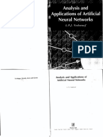 Analysis and Applications of Artificial Neural Networks - LPG Veelenturf