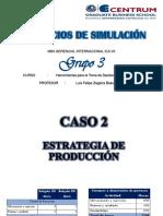 Ejercicios de Programacion Lineal - Grupo 3