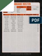 Sigma Ix Kill Team Command Roster Final