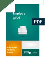 Empleo y Salud