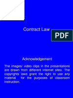 1 Contract Law