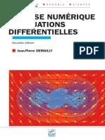 Analyse numérique et équations différentielles EDP.pdf