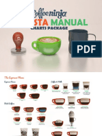 Barista Manual Charts Package