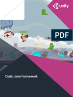 Unity Curricular Framework Oct 2017