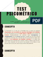 6to Test Psicométrico