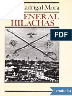 El General Hilachas - Jose Madrigal Mora