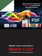 Manual sobre los reglamentos REACH y CLP y la Prevencion de Riesgos Laborales.pdf